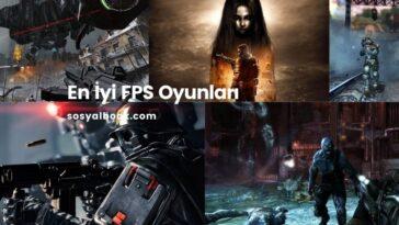 En İyi FPS Oyunları Liste 2020